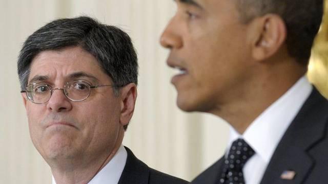 Wird als heisser Kandidat für den Posten des US-Finanzministers gehandelt: Jack Lew (Archiv)