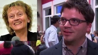 Sohn Ursin Widmer wird am selben Tag in den Felsberger Gemeinderat gewählt, wie Mutter Eveline Widmer-Schlumpf ihren Rücktritt als Bundesrätin erklärt.