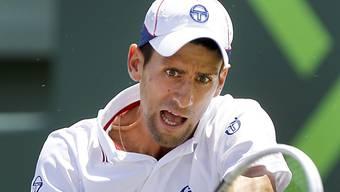 Novak Djokovic verteidigt seinen Titel in Miami mit Erfolg.
