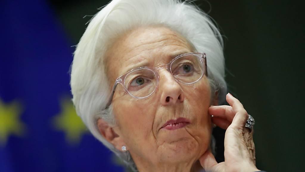 EZB hält erst einmal Kurs - Keine neuen Hilfsmassnahmen