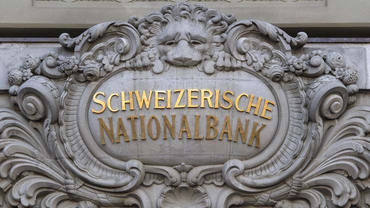 Die Schweizerische Nationalbank macht Verluste in der Höhe von über 38 Milliarden Franken.