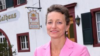 Esther Maag will den Landgasthof Talhaus neu beleben.