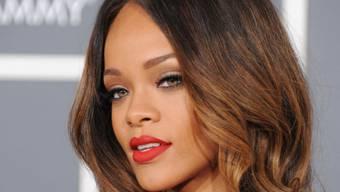 Alle wollen Lippen wie Rihanna (Archiv)