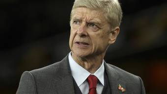 Arsène Wenger ist seit 1996 Coach von Arsenal