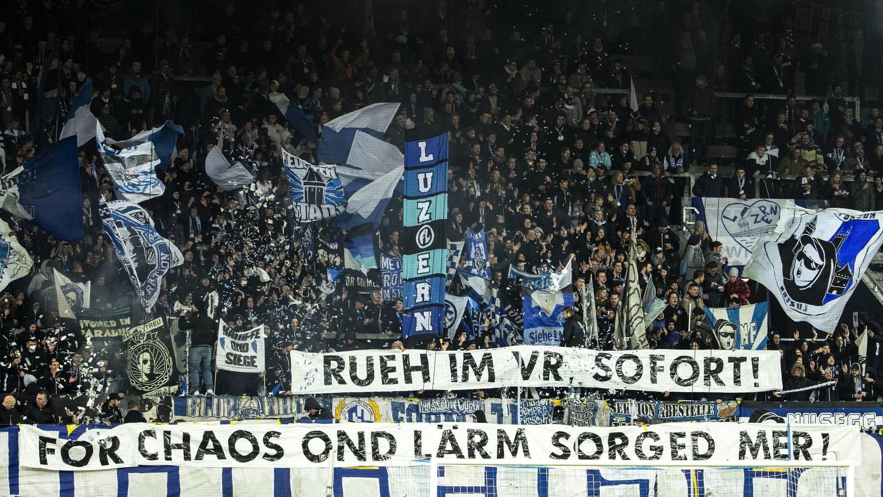 FCL Fans rufen zu Boykott von Saisonabos auf.