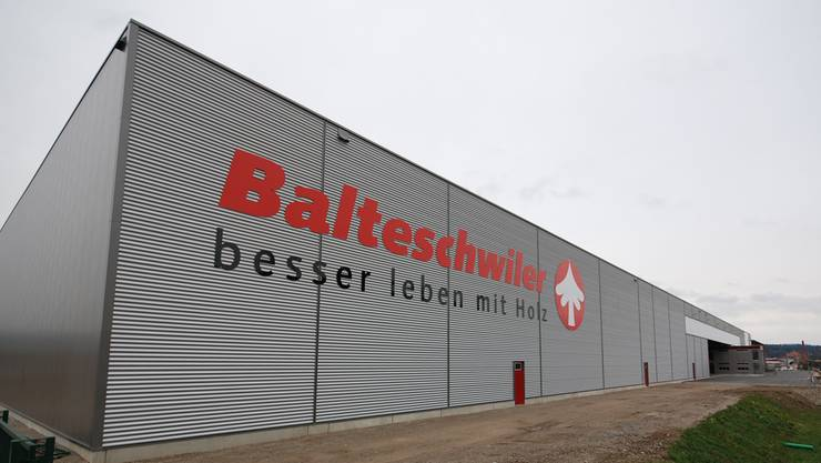 Obrist war seit über 30 Jahren beim Laufenburger Holzbau-Unternehmen beschäftigt