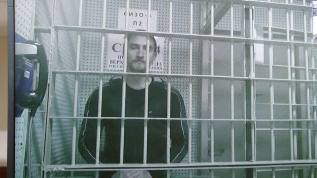 Nach Protest: Moskauer Schauspieler Pawel Ustinow kommt frei
