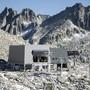 Die neue Bergstation auf dem Schneehüenerstock ist das letzte fehlende Puzzle-Stück der Skigebietsverbindung zwischen Andermatt und Sedrun.