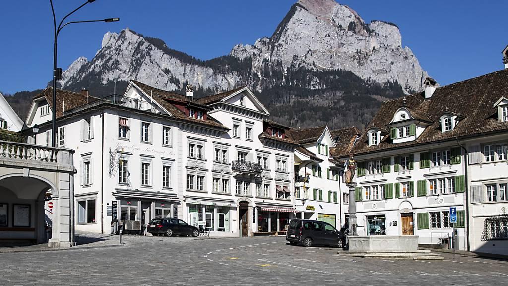Keine Steuererhöhung in Schwyz im Jahr 2021