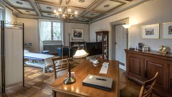 Schloss Aarhof – Praxiszentrum für Bewegungsmedizin