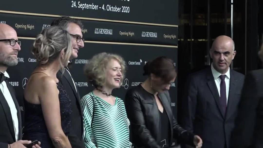 16. Zurich Film Festival eröffnet