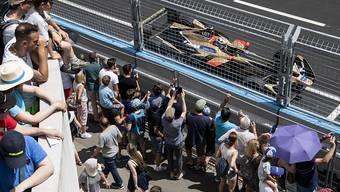 Beim E-Prix in Zürich waren 150'000 Zuschauer vor Ort