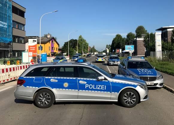 Bei der Schiesserei im Konstanzer Nachtclub «Grey» sollen mehrere Menschen verletzt worden sein.