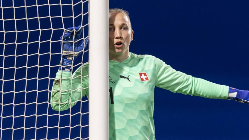 Schweizerinnen müssen in die EM-Playoffs