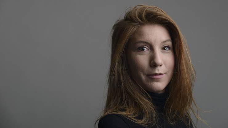 Die dänische Journalistin Kim Wall verschwand am 10. August 2017.
