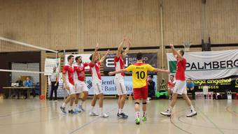 Freude herrscht beim ersten Sieg im neuen Jahr: Laufenburg-Kaisten besiegt Klettgau 3:1