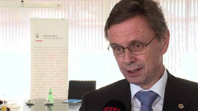 Berner Regierungsrat gegen SVP-Durchsetzungsinitiative