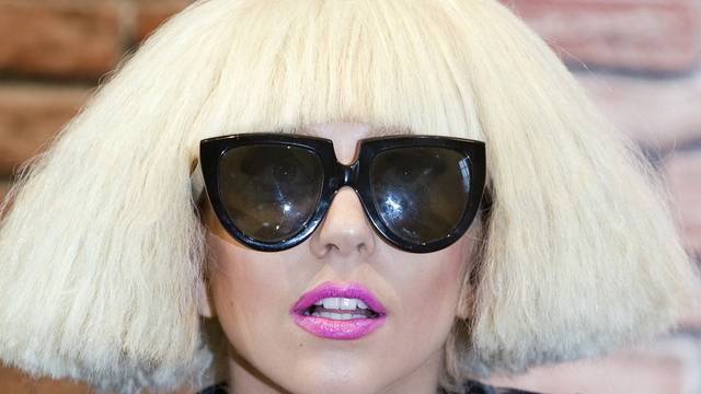 """Lady Gaga hat keine Freude an der Glace namens """"Baby Gaga"""" (Archiv)"""