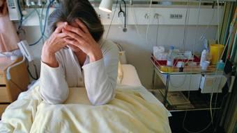 In der Schweiz sind jährlich rund 30'000 Menschen von einem akuten Herzinfarkt betroffen.