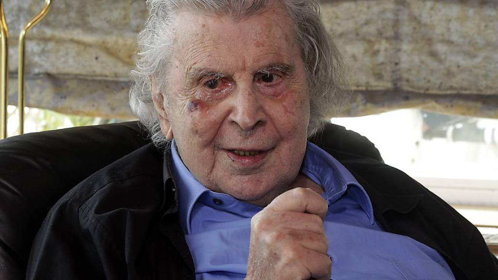 Griechischer Komponist Mikis Theodorakis gestorben