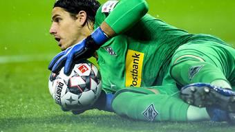 Yann Sommer hielt gegen Aufsteiger Nürnberg sein Tor rein