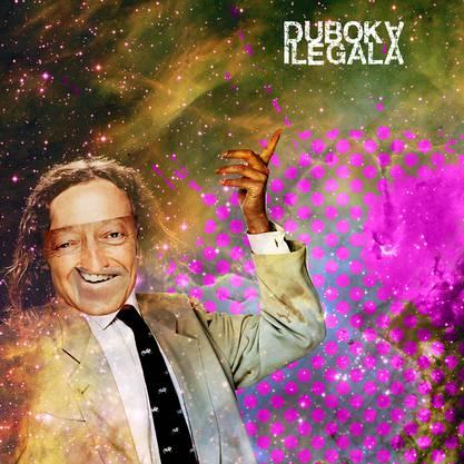 Das CD-Cover von Duboka ilegala