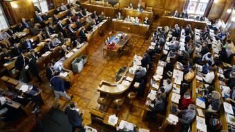 Der Zürcher Gemeinderat debattiert über Zusatzkredite.