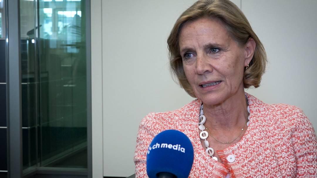 Entweder – oder? Mit Patricia von Falkenstein, LDP-Ständeratskandidatin Basel-Stadt