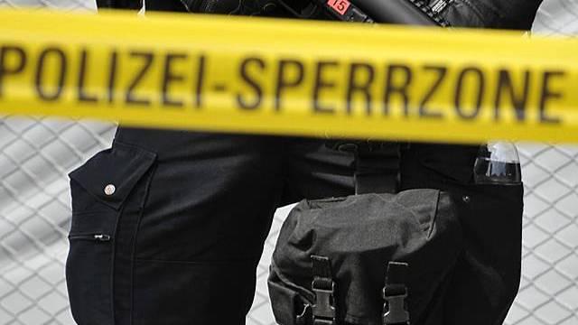 Polizeieinsatz in Zürich (Symbolbild)