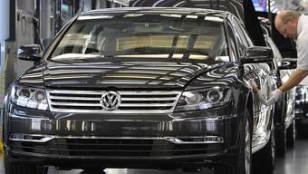 Gegen VW wurde vor US-Bundesgericht eine Zivilklage eingereicht. (Symbolbild)