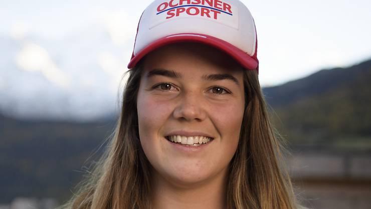 Sieg im Europacup: Mélanie Meillards Form für die WM-Rennen der Technikerinnen nächste Woche in St. Moritz stimmt