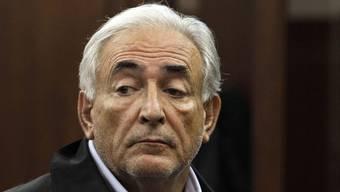 Bietet eine halbe Million für seine Freiheit: Dominique Strauss-Kahn (Archiv)