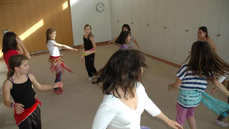 Orientalischer Tanz mit Manuela Koch