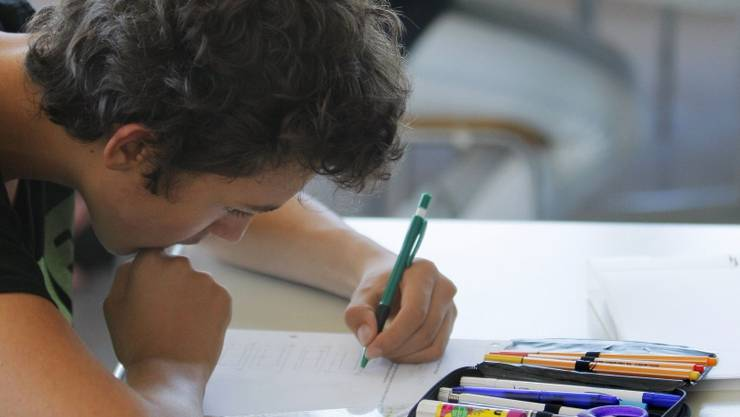 Chagall-TeilnehmerInnen, Gymnasium Unterstrass, Zuerich