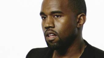 Sein Album sei düster, pervers - aber auch wunderschön, schreibt das US-Magazin über das neuste Album von Kanye West (Archiv)