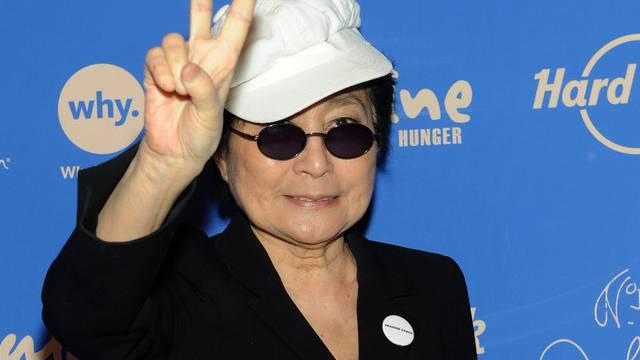 80 Jahre jung und voller Tatendrang: Yoko Ono (Archiv)