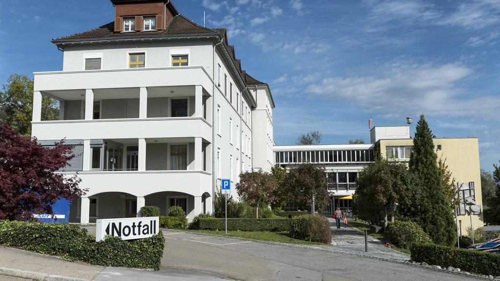 Die neue Strategie stoppt nun auch die Erweiterung des Spitals Altstätten.