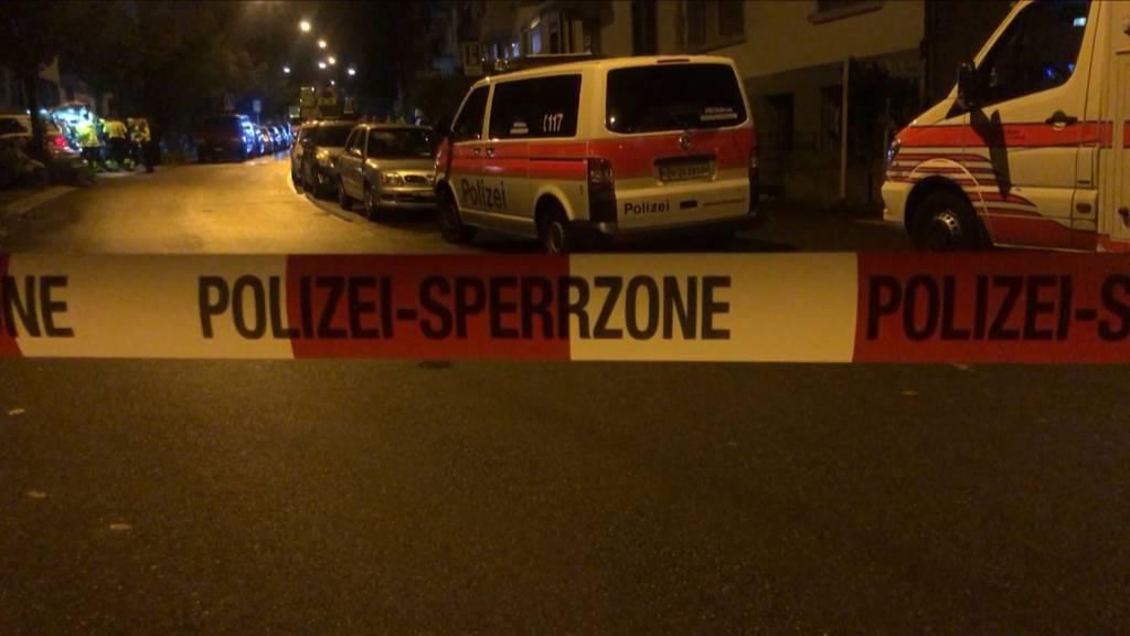 Wohnungsbrand in Zürich Wipkingen: Sechs Personen im Spital