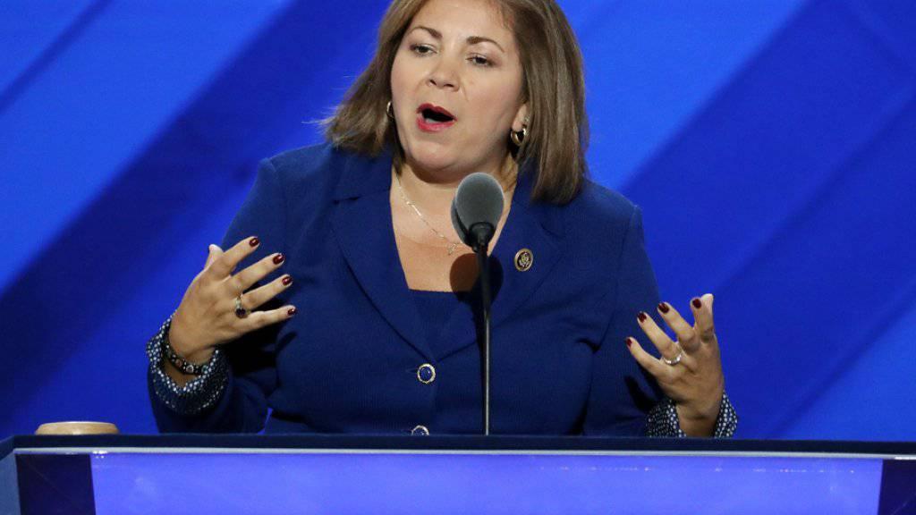 """""""Offen für vernünftige Grenzsicherungsmassnahmen"""": Die demokratische Oppositionsführerin Nancy Pelosi. (Archivbild)"""