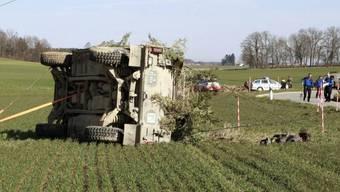 In Bure kommt es alle paar Jahre zu einem schweren Unfall. Bei diesem, im Jahr 2007, starb ein Rekrut noch auf der Unfallstelle.