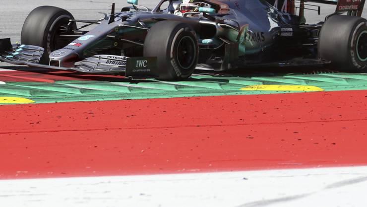 Lewis Hamilton macht die Formel 1 langweilig