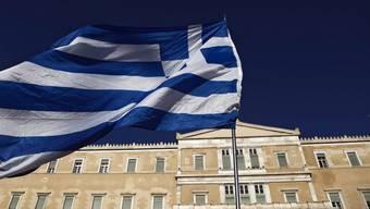 Das laufende dritte Rettungspaket für das schuldengeplagte Griechenland hat insgesamt ein Volumen von bis zu 86 Milliarden Euro. (Archivbild)