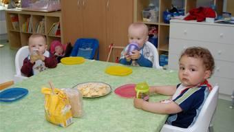 Der Mittagstisch zuhause könnte auch abzugsberechtigt sein - eine Folge der SVP-Familieninitiative