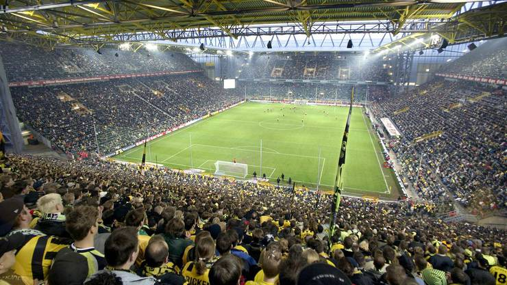 Südtribüne Dortmund Kapazität