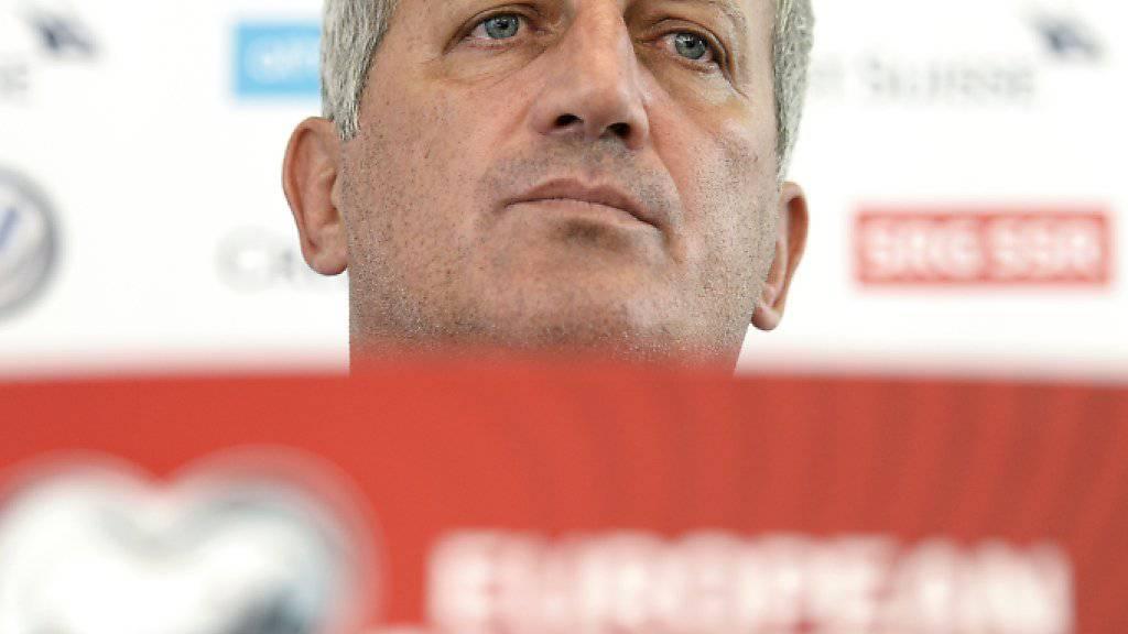 Nationalcoach Petkovic über die Zukunft der SFV-Auswahl