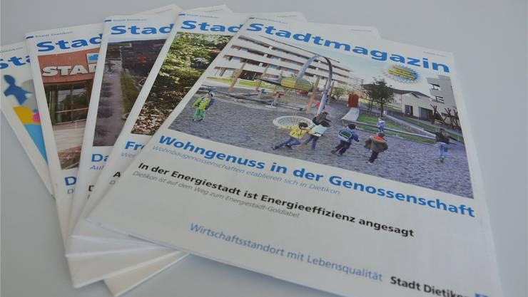 Dietikon hat eines, der Schlieremer Stadtrat will eines: ein eigenes Stadtmagazin. Bereits zum zweiten Mal wurde ihm dieser Wunsch aber verwehrt. rue