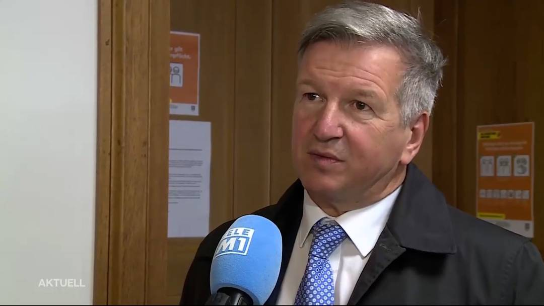 """""""Wir hinterfragen das nicht"""": Gastro-Aargau-Präsident Bruno Lustenberger zu den Aargauer Coronamassnahmen"""