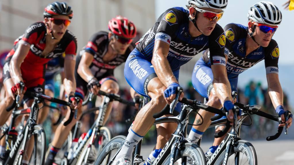 Die Tour de Suisse rollt durch den Kanton Bern