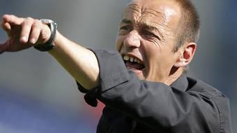 Sion-Coach Chassot nimmt nach der Niederlage in Vaduz den Hut