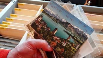 Die Postkarten aus den Ferien sind nie beim Empfänger angekommen. (Symbolbild)